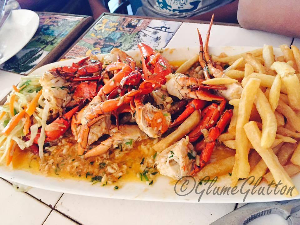 King Crab Butter Garlic
